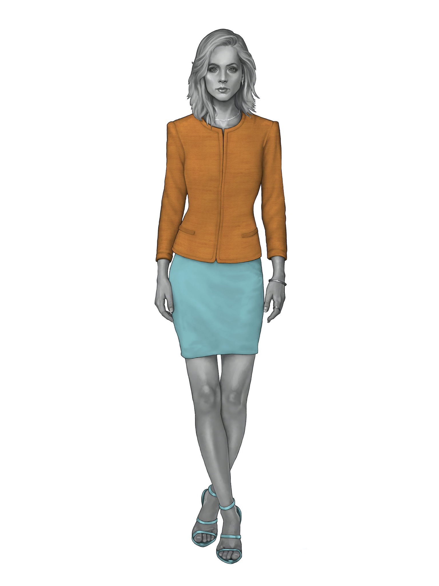 LADIESWEAR COLLECTION 1219714