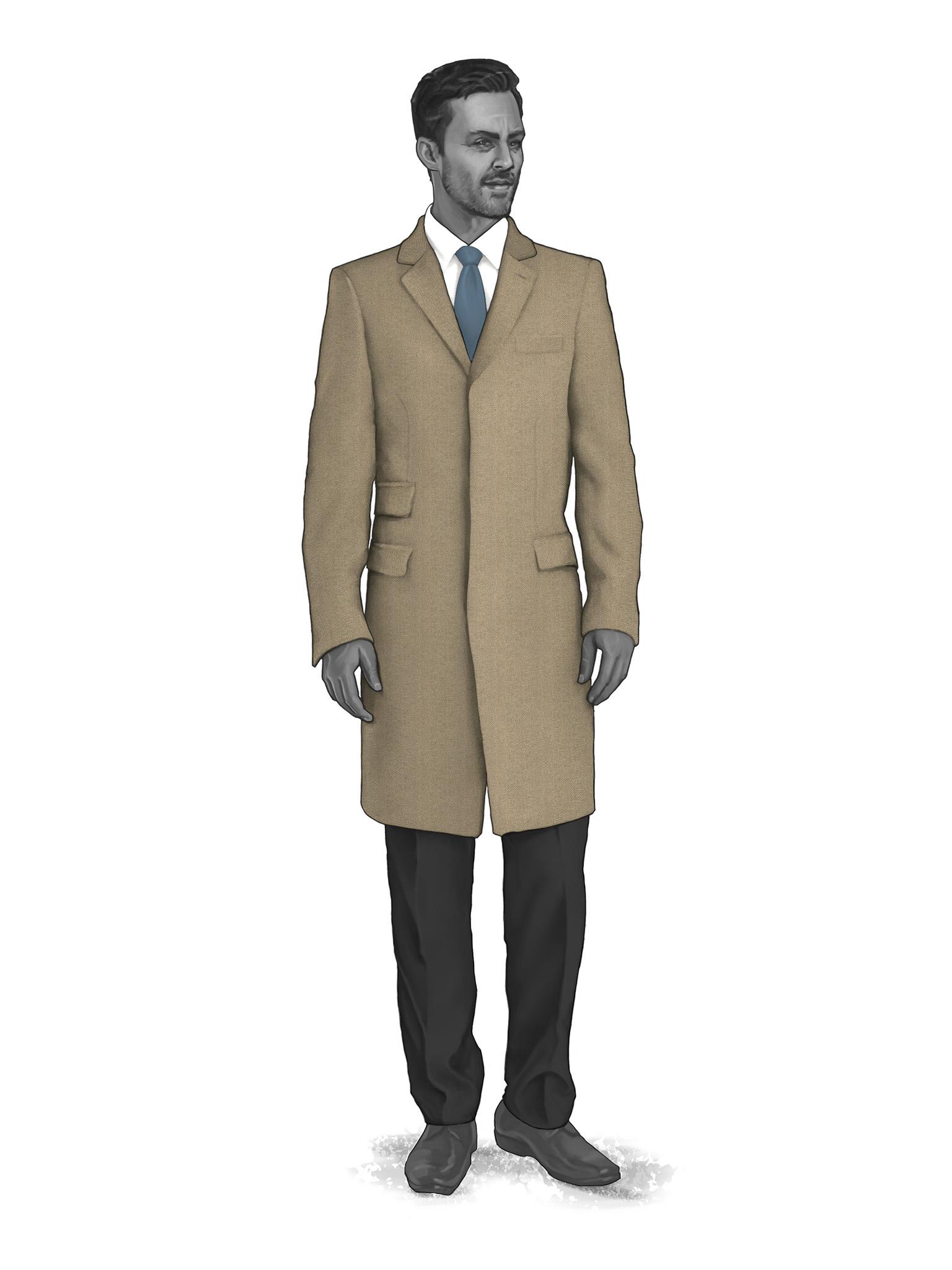 Classic Overcoats & Topcoats 986016