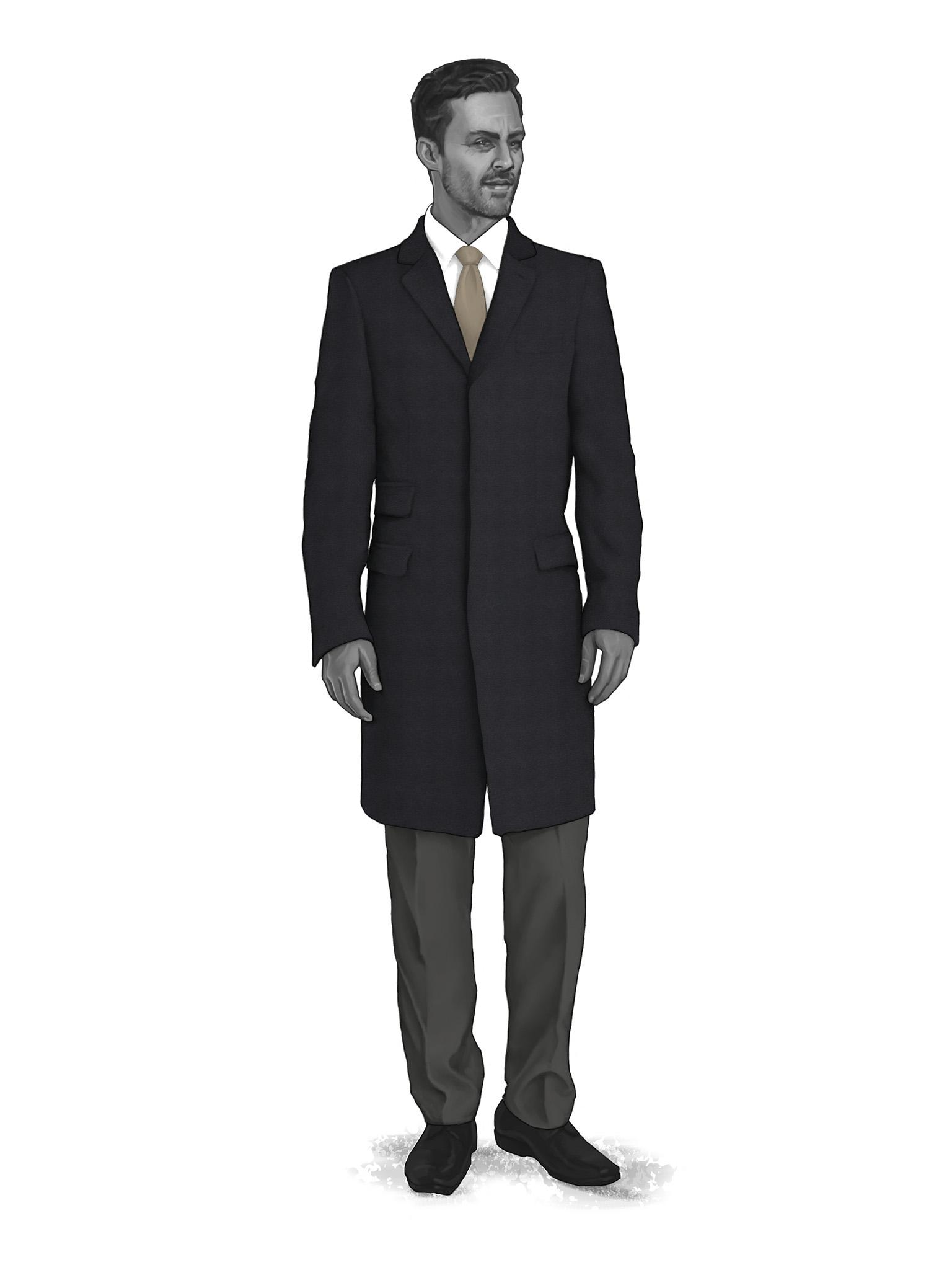 Classic Overcoats & Topcoats 986030