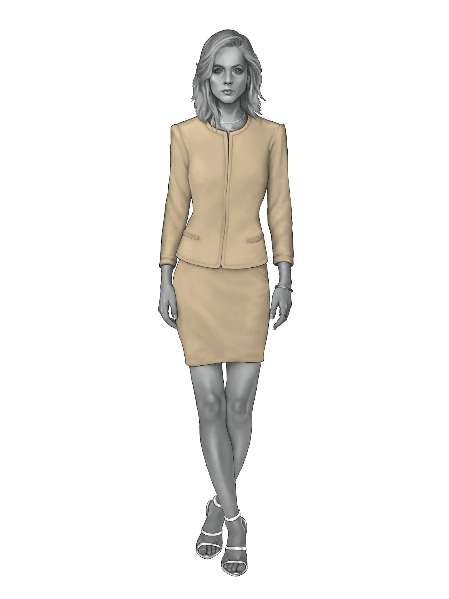 LADIESWEAR COLLECTION 1219813
