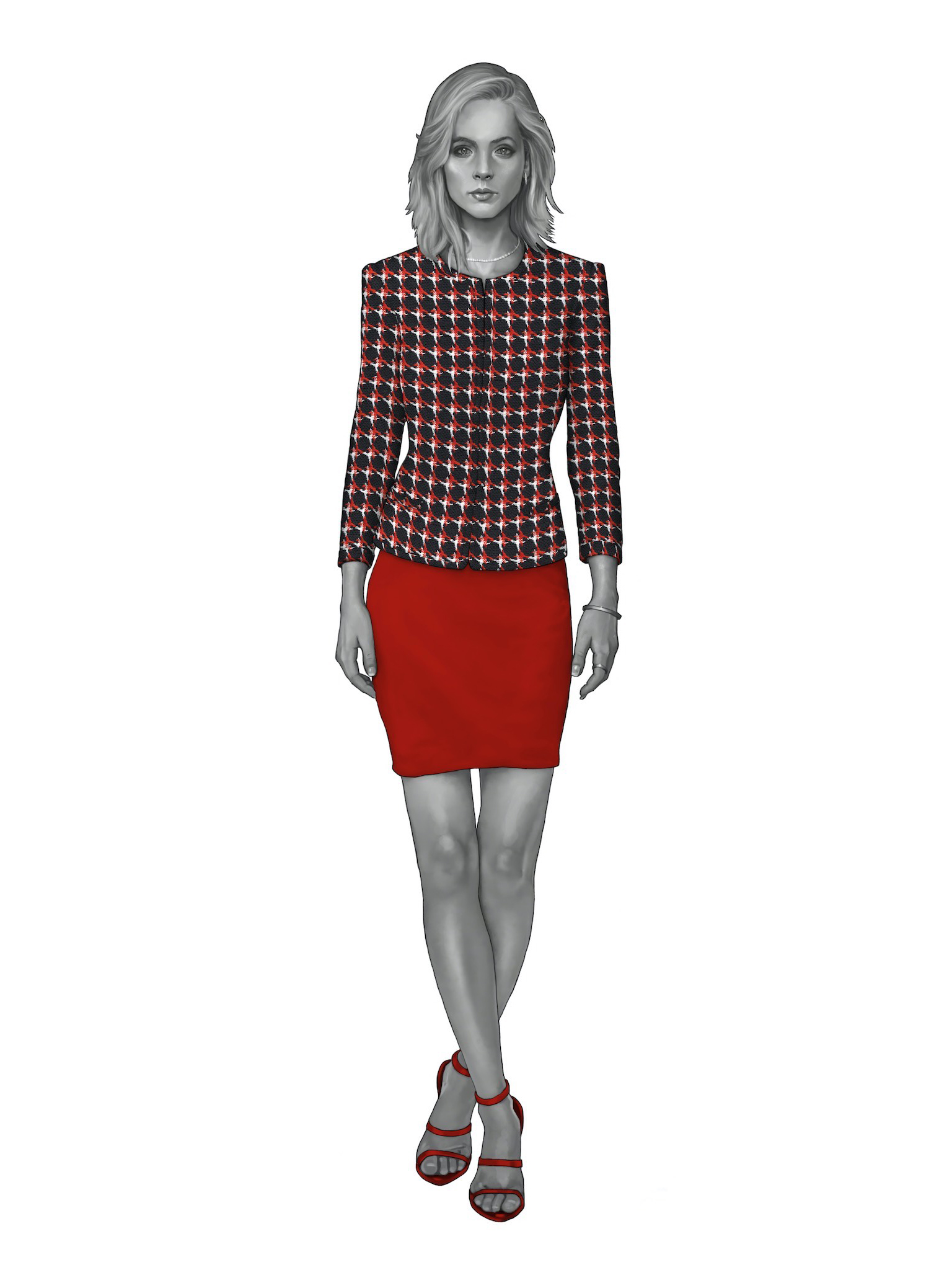LADIESWEAR COLLECTION 1219250