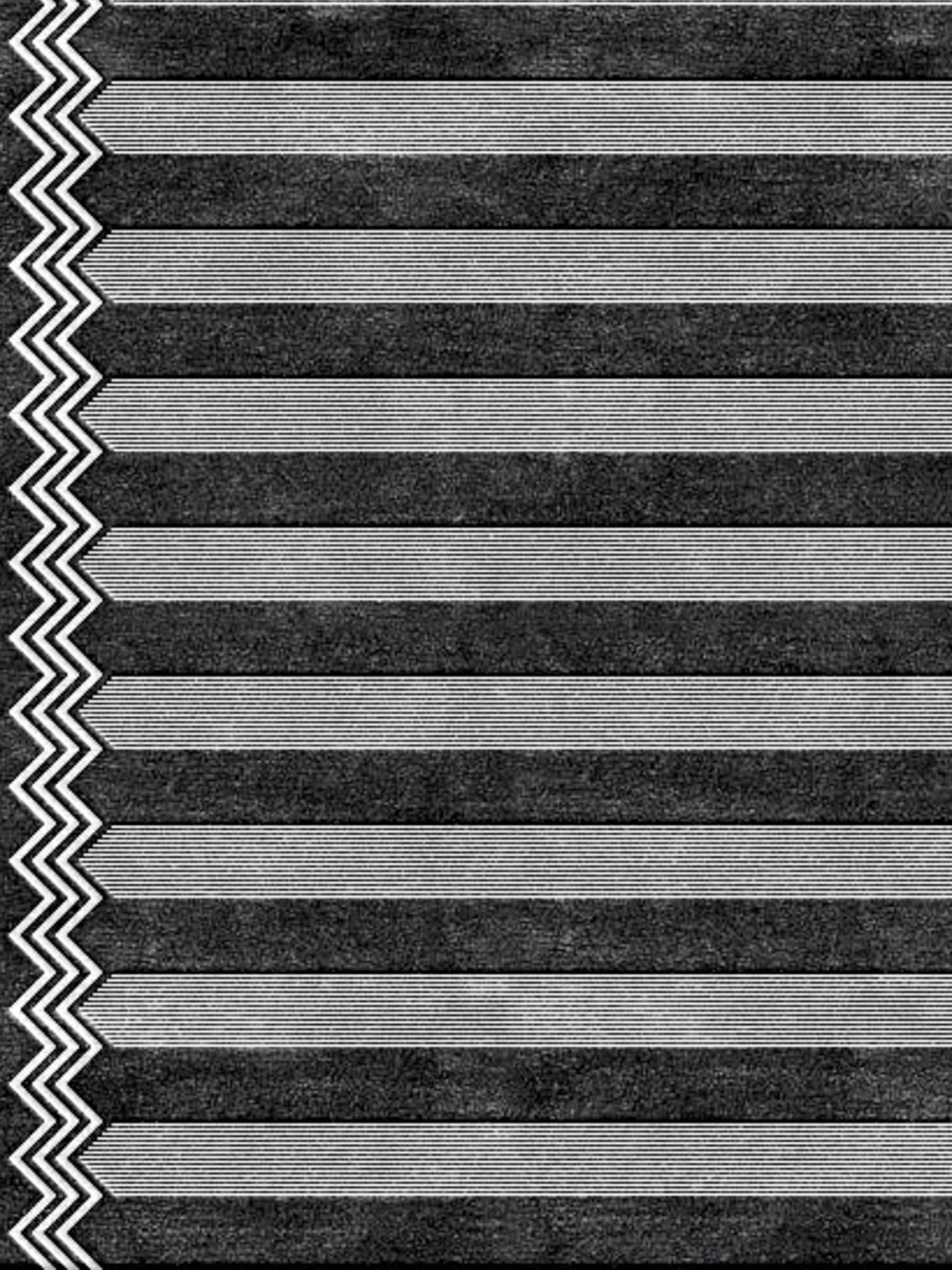 Woven Zig Zag Stripe VHH_PH482-0004
