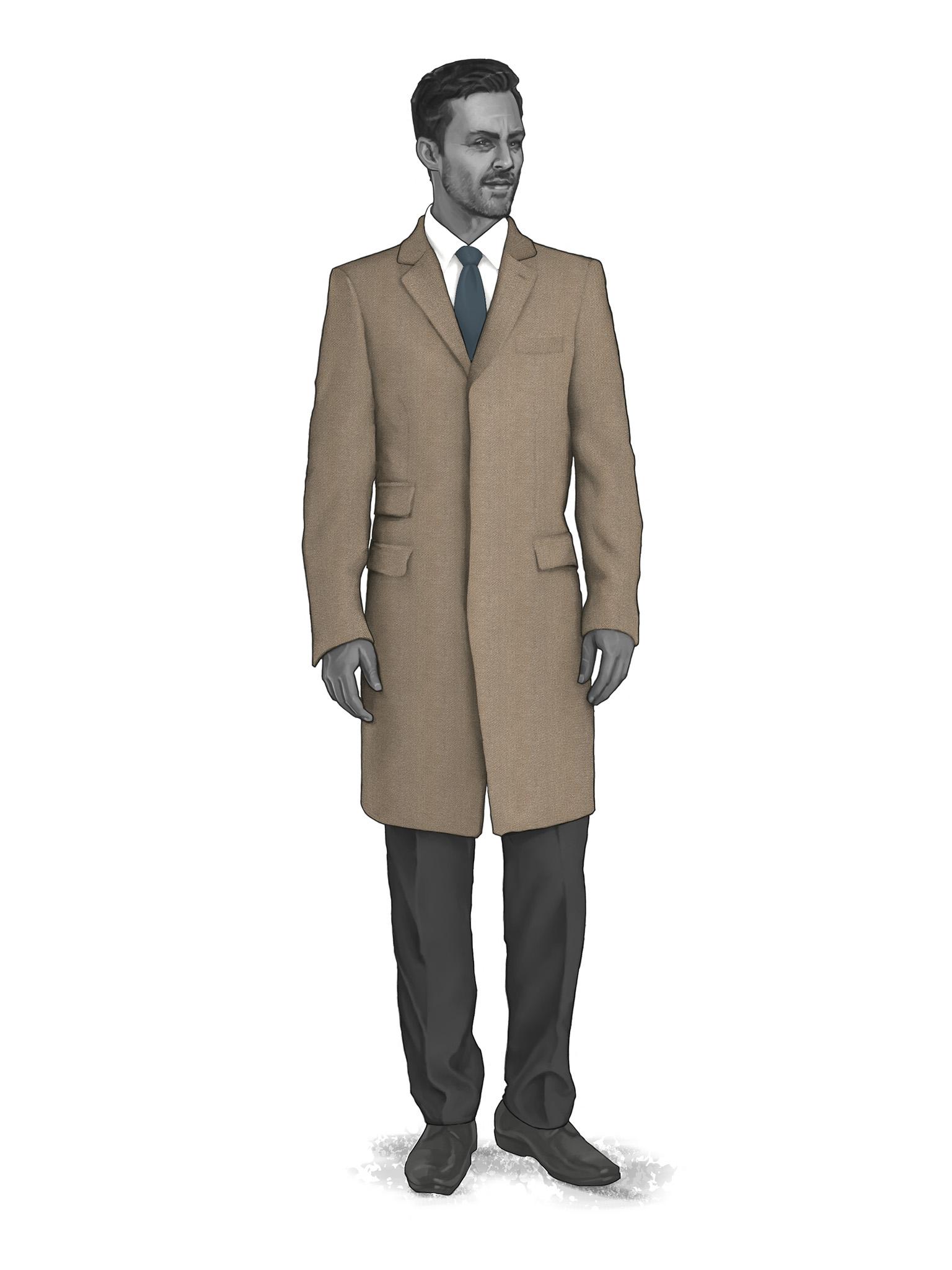 Classic Overcoats & Topcoats 986037