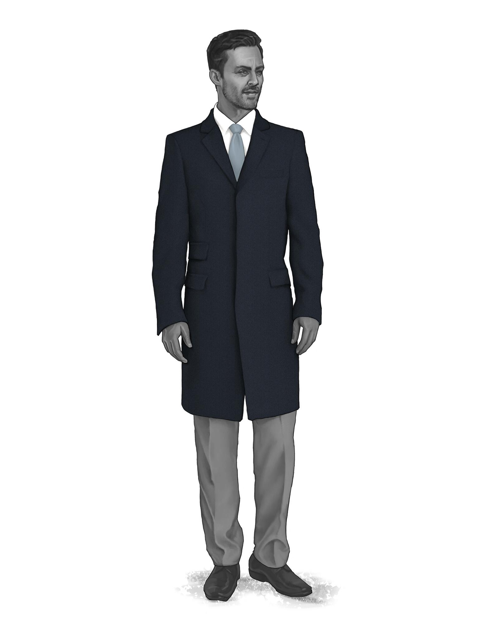 Classic Overcoats & Topcoats 986022
