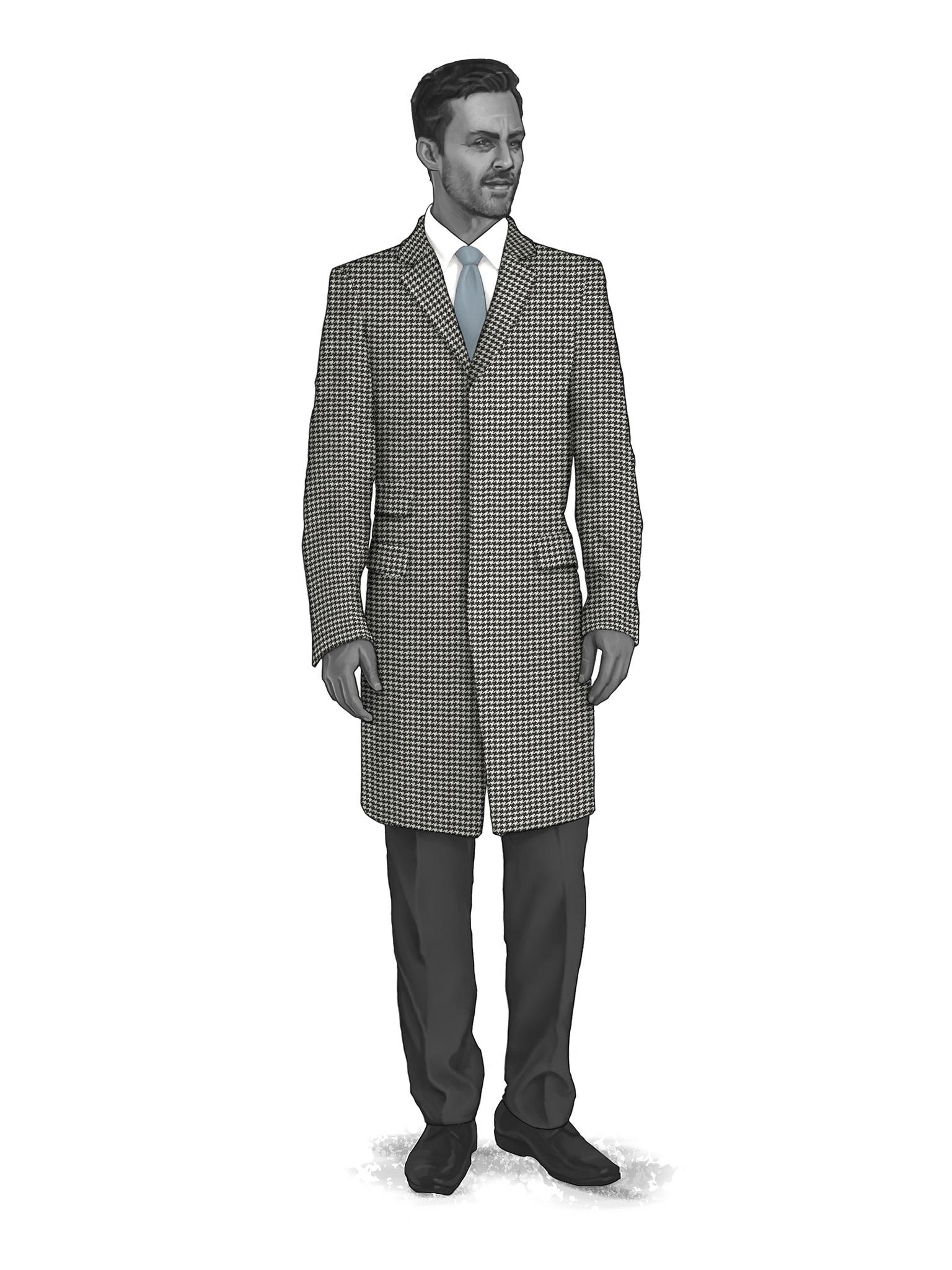 Classic Overcoats & Topcoats 986026