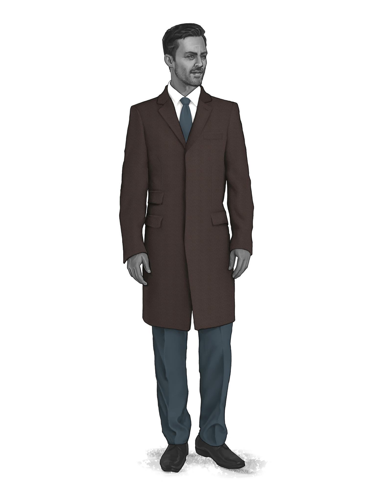 Classic Overcoats & Topcoats 986033