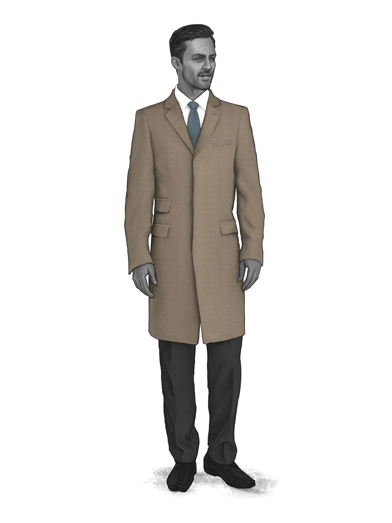 Classic Overcoats & Topcoats 986000