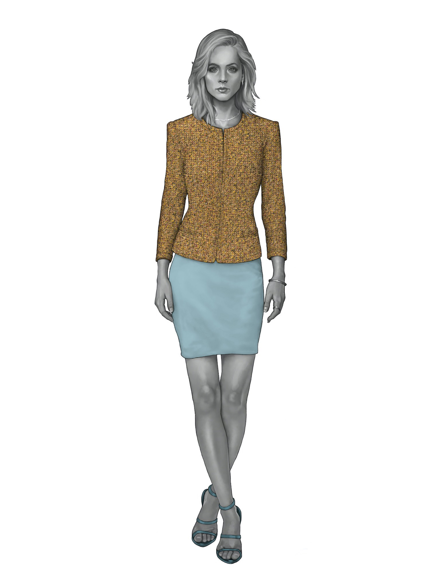 LADIESWEAR COLLECTION 1219450
