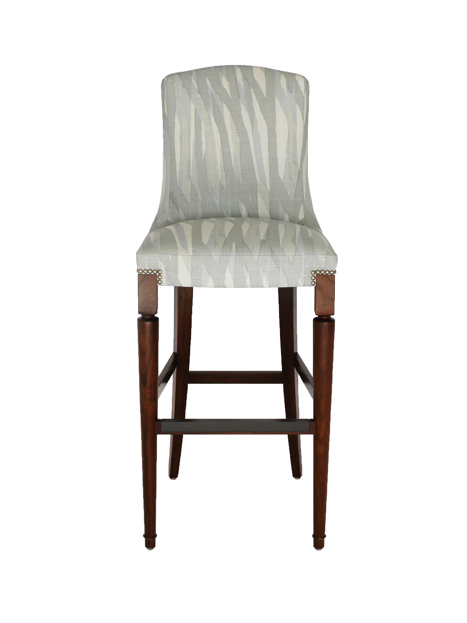 Phenomenal Delaware Barstool Counterstool By Holland Sherry Inzonedesignstudio Interior Chair Design Inzonedesignstudiocom