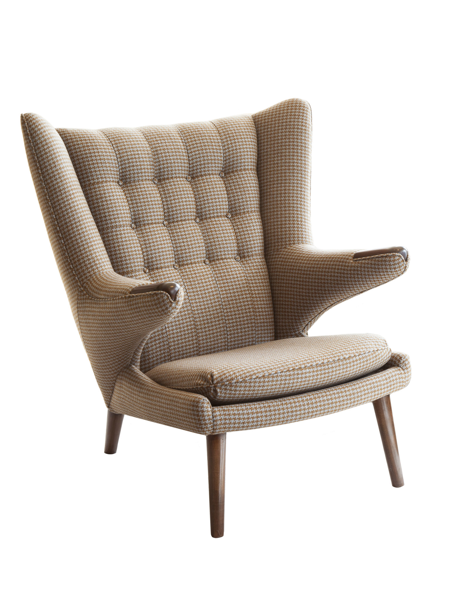 Papa Bear Chair by Holland & Sherry