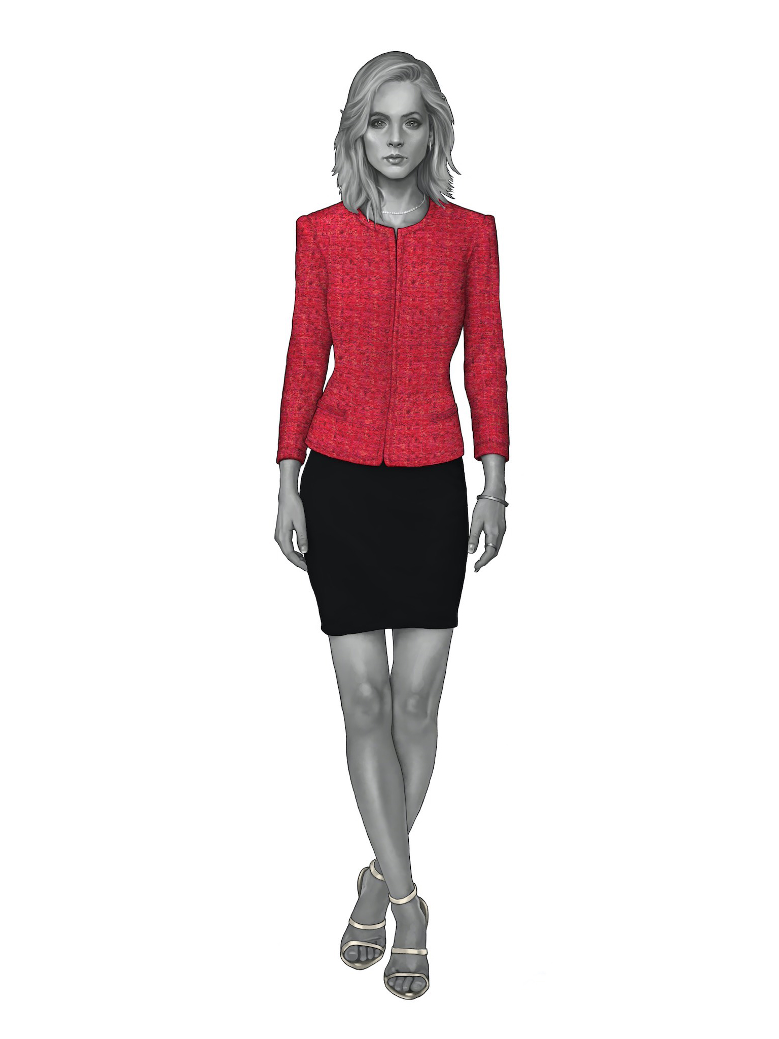 LADIESWEAR COLLECTION 1219350