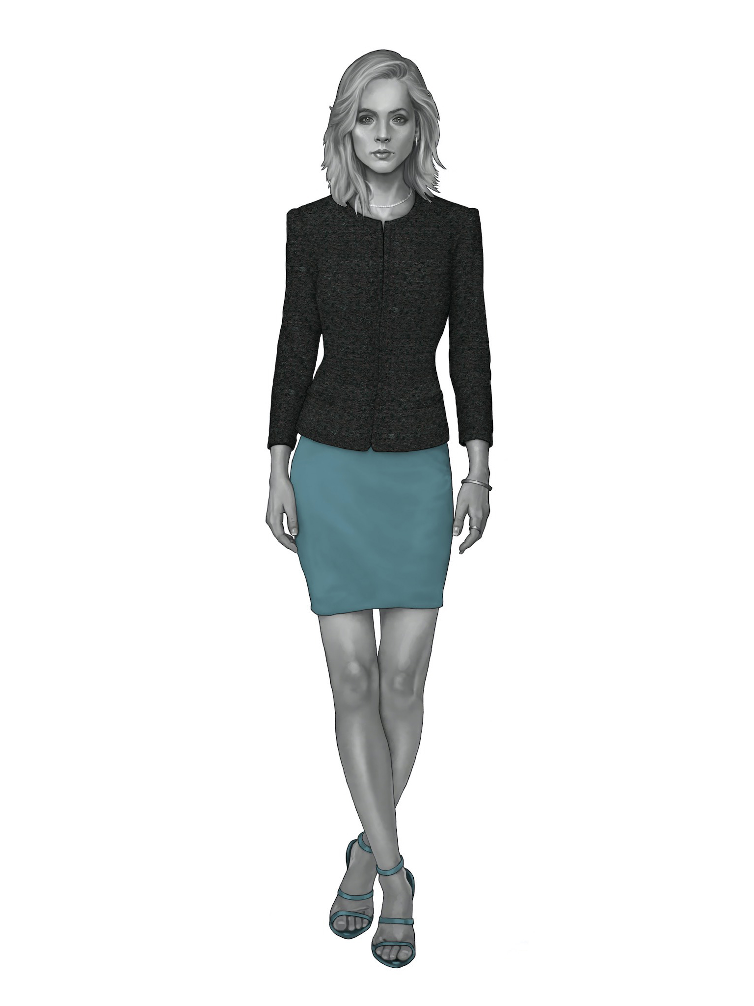 LADIESWEAR COLLECTION 1219351
