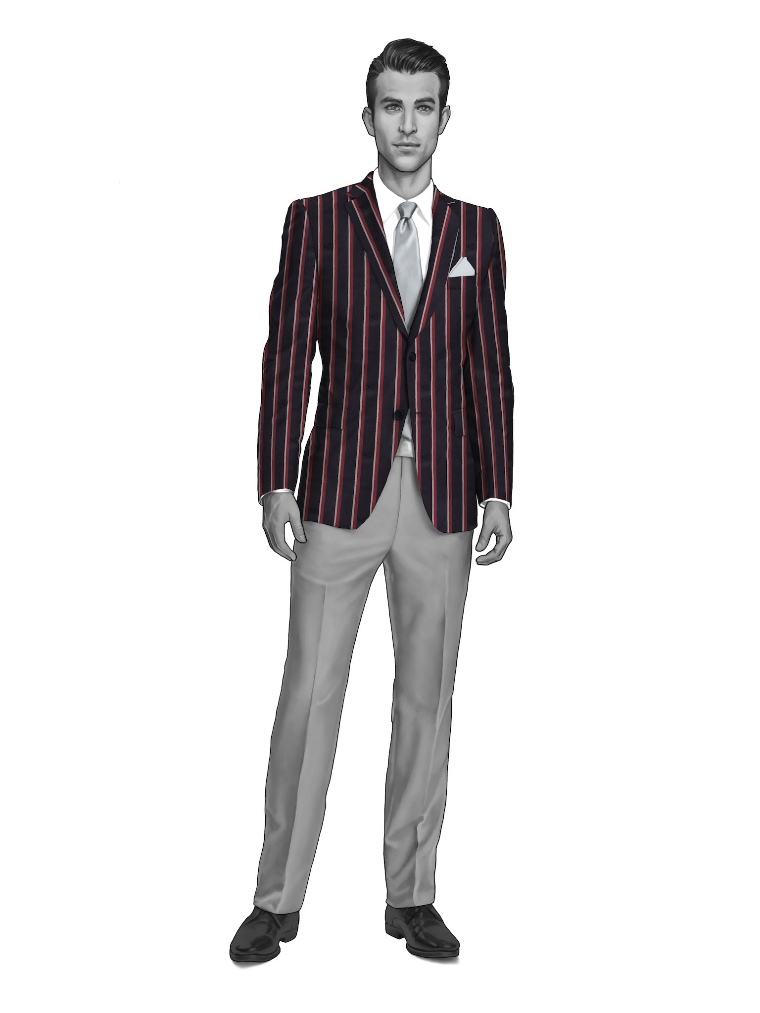 BLAZER STRIPES 1919007