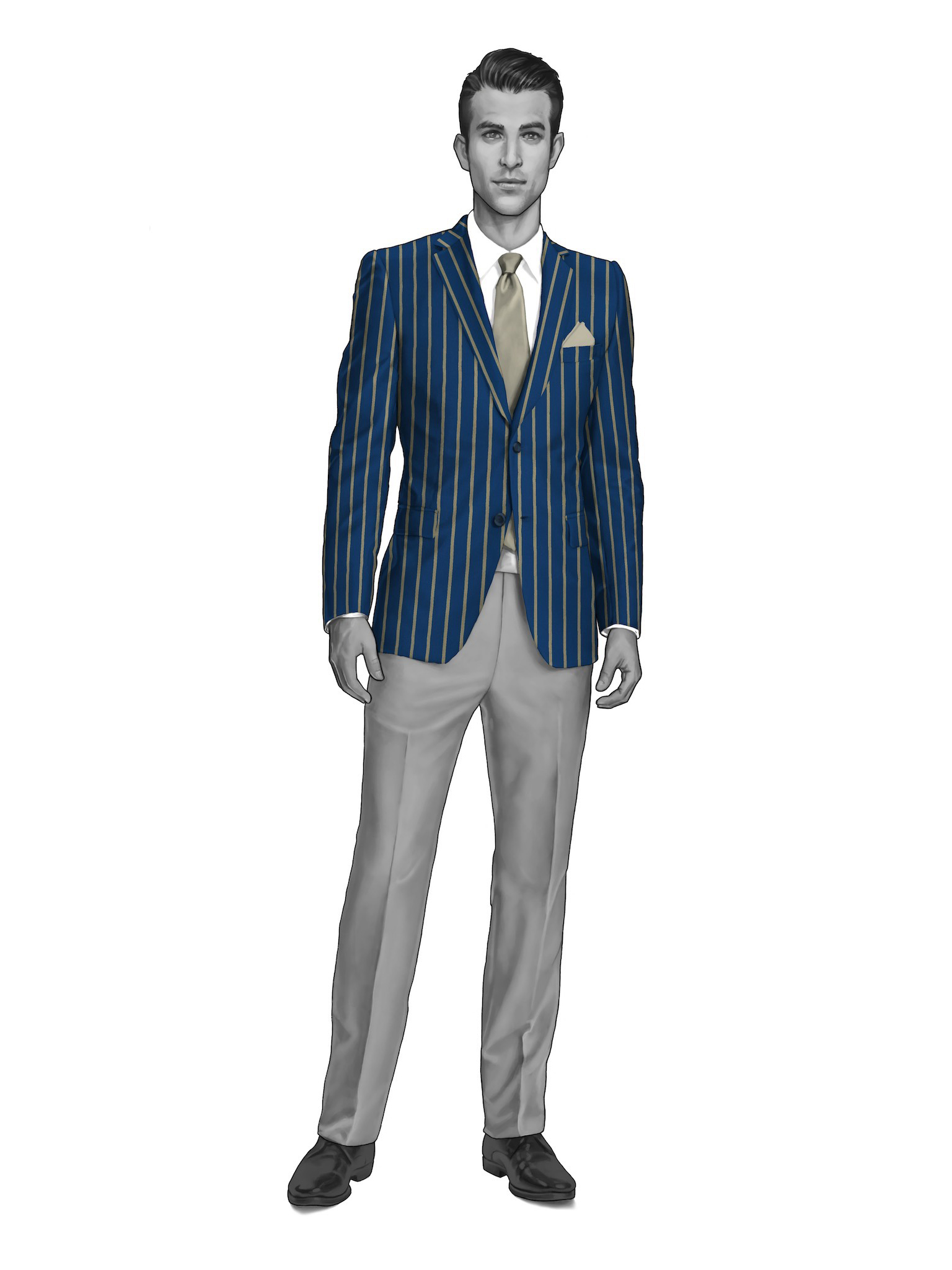 BLAZER STRIPES 1919014