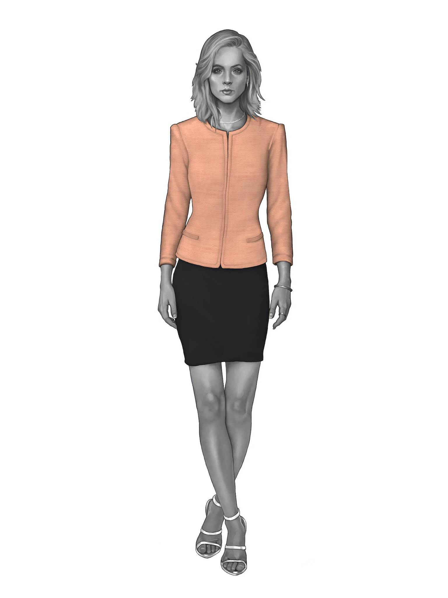 LADIESWEAR COLLECTION 1219709