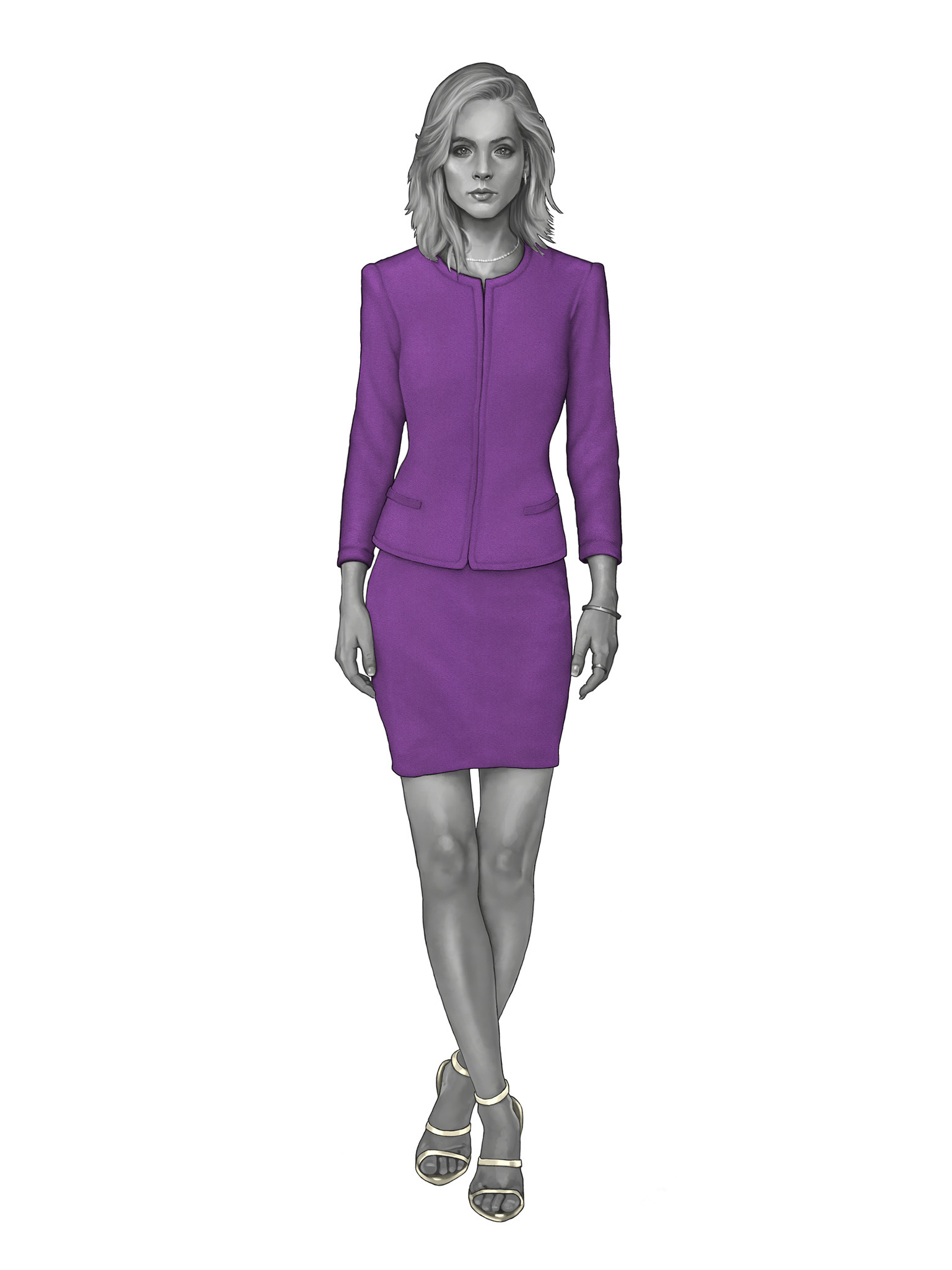 LADIESWEAR COLLECTION 126403