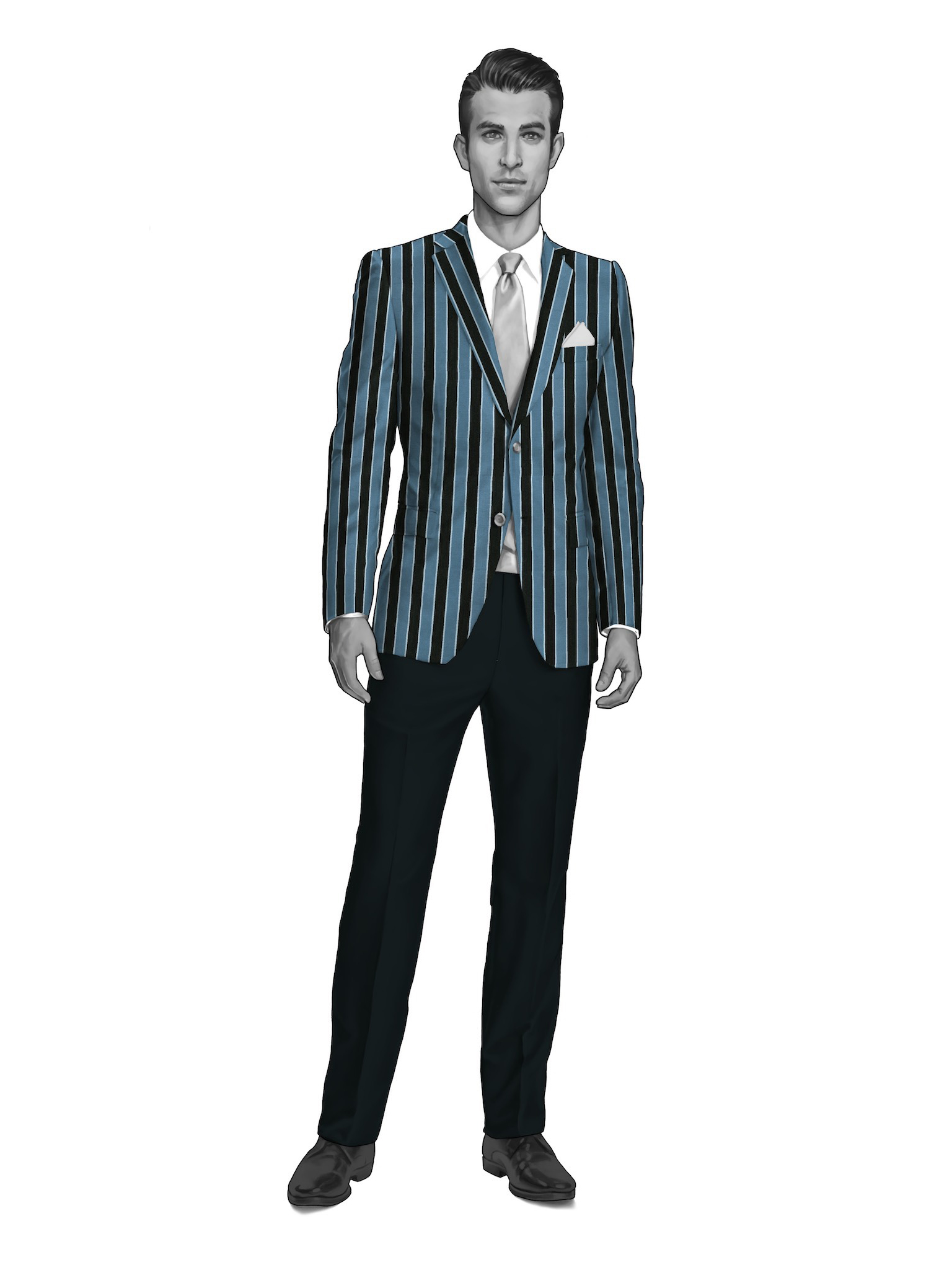 BLAZER STRIPES 1919000